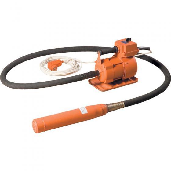 Глубинный вибратор ЭПК-1800 / 3м / 76мм / 220В / Красный Маяк