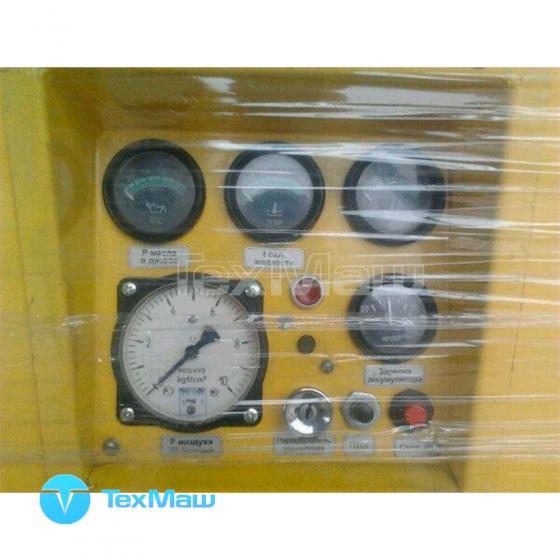 Компрессор ВВП-3,5/7 дизельный - двигатель Deutz