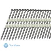 Отзыв на товар Реечные гвозди 21 градус 3.1x90 мм ершеные // ТехМаш / 2200шт
